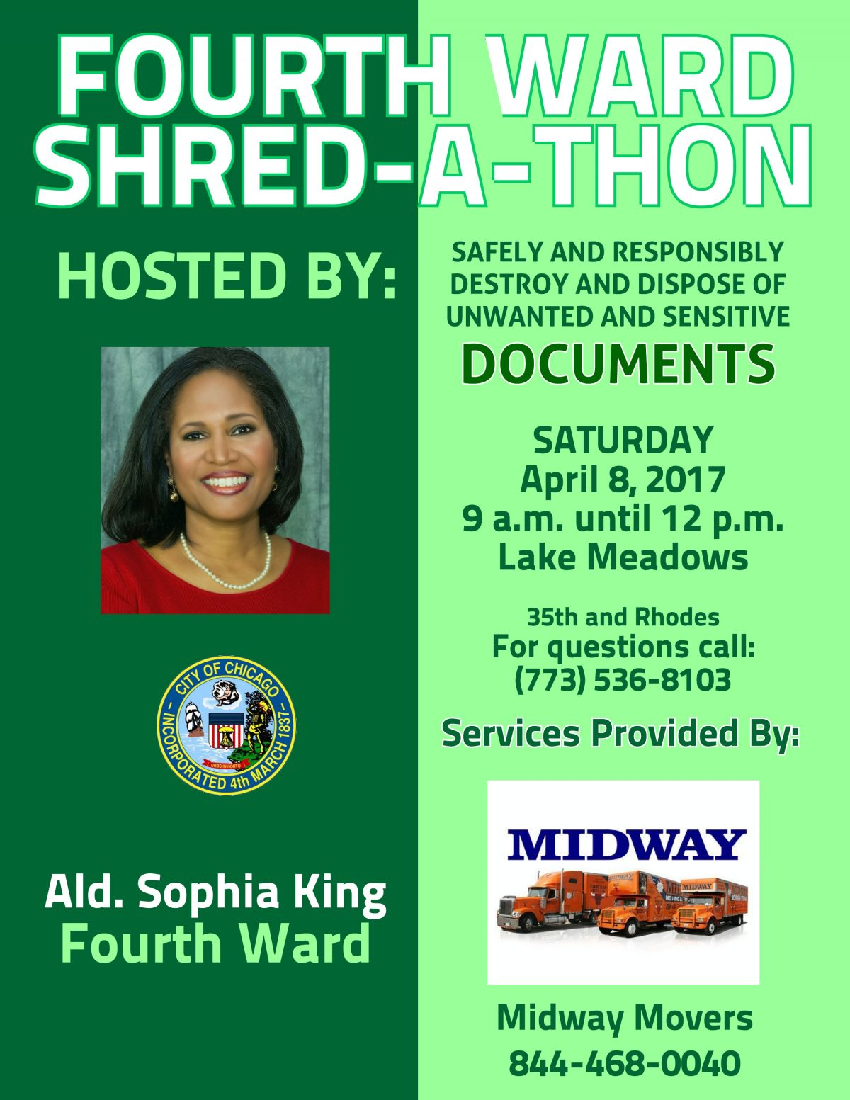 Shred A Thon Flyer April 2017
