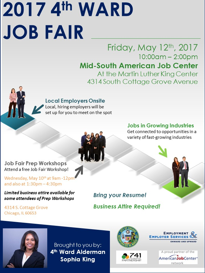 Fourth Ward Job Fair 2017