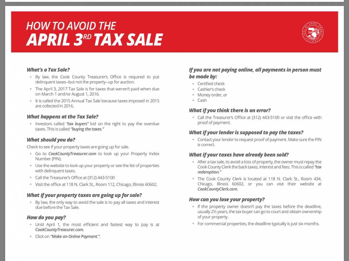 Property Tax Information 2