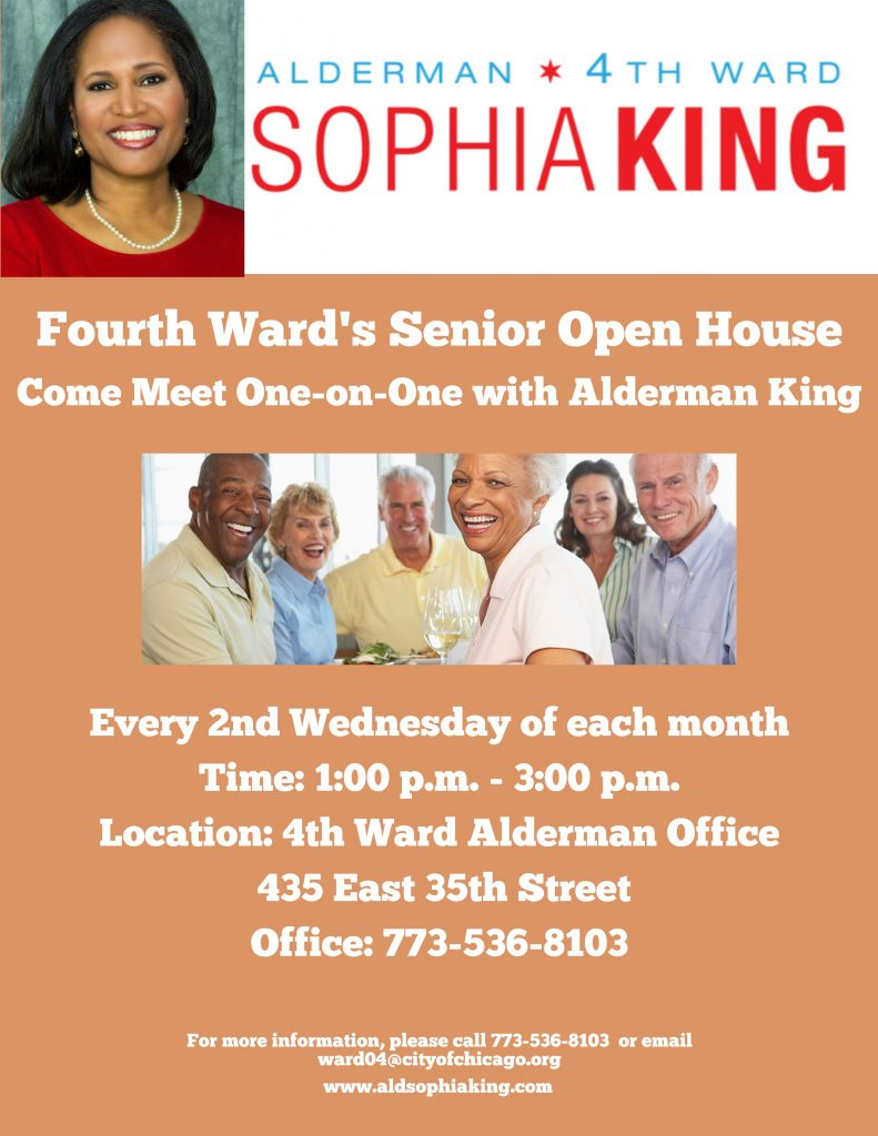 Senior Open House