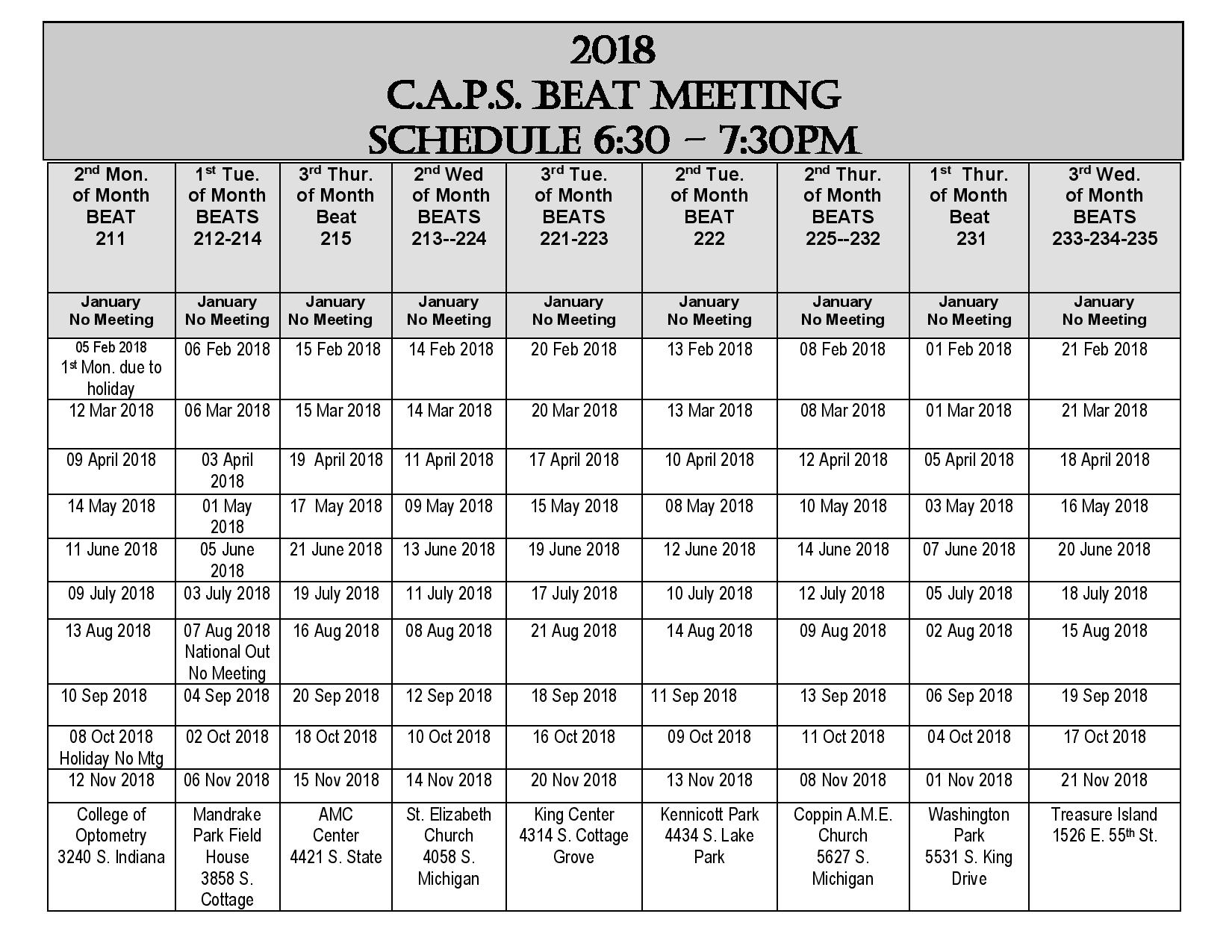 002 DISTRICT CAPS BEAT MEETING SCHEDULE 2018-page-001AXSADS