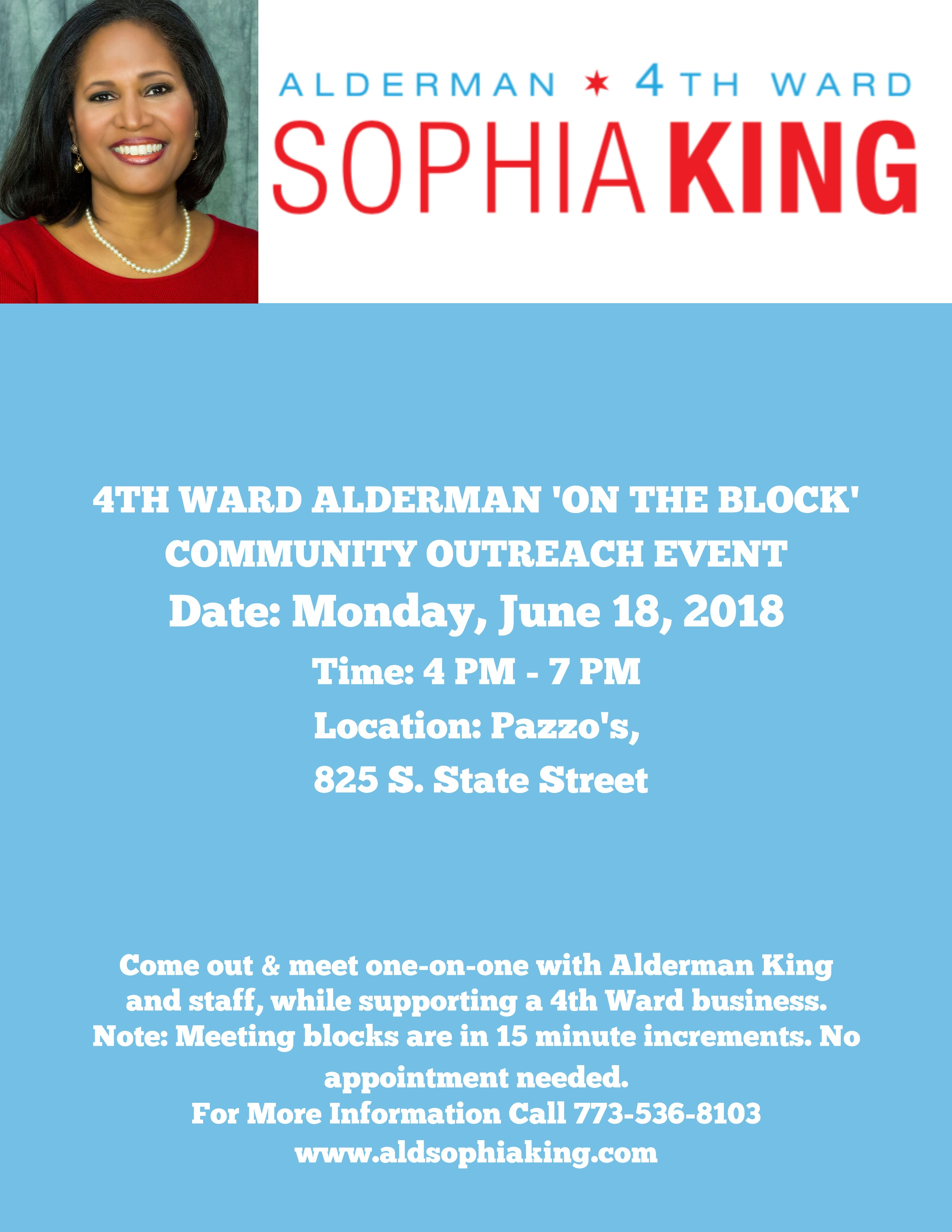 6.18.2018 Ald on Block Pazzos