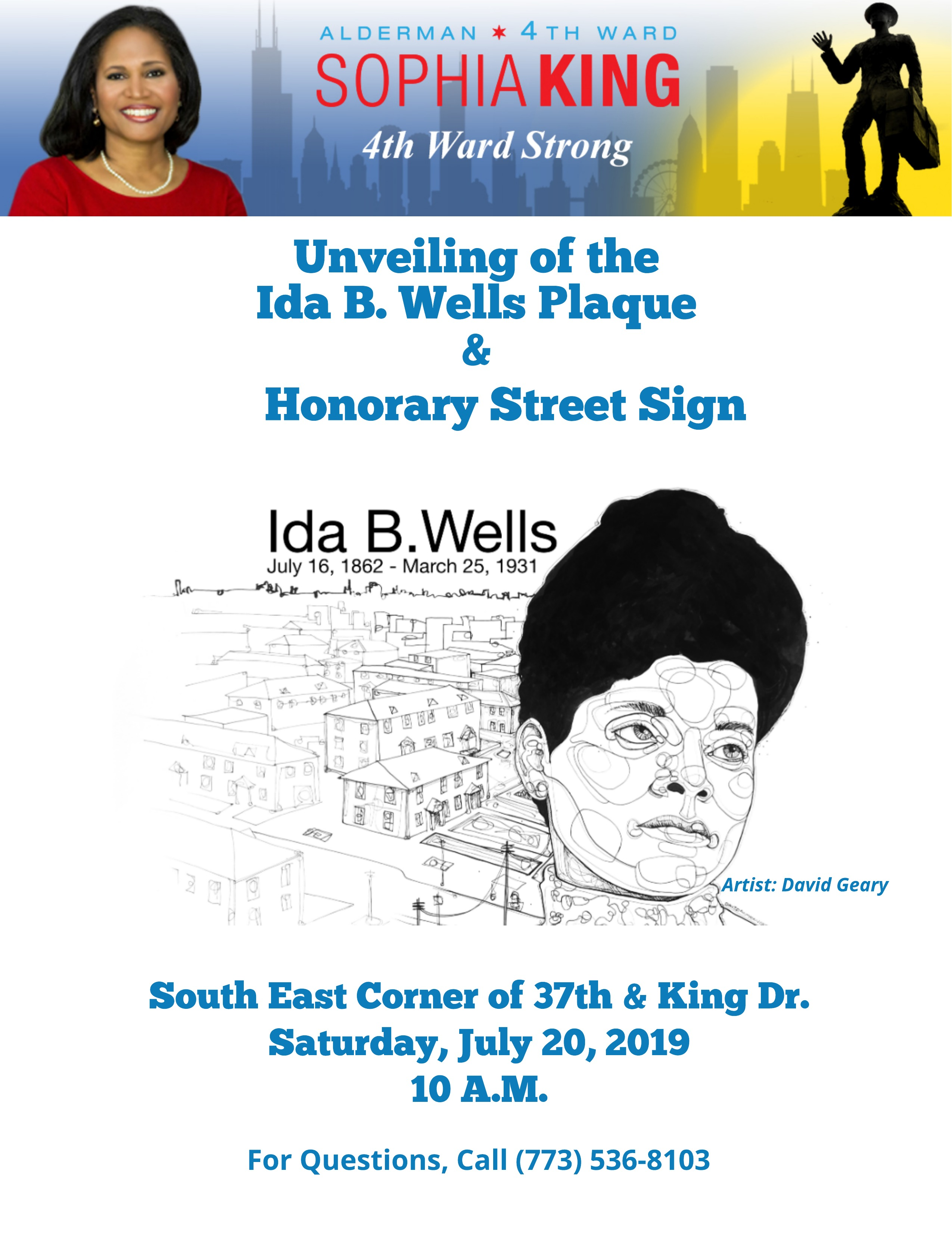 Ida B. Wells Market Event
