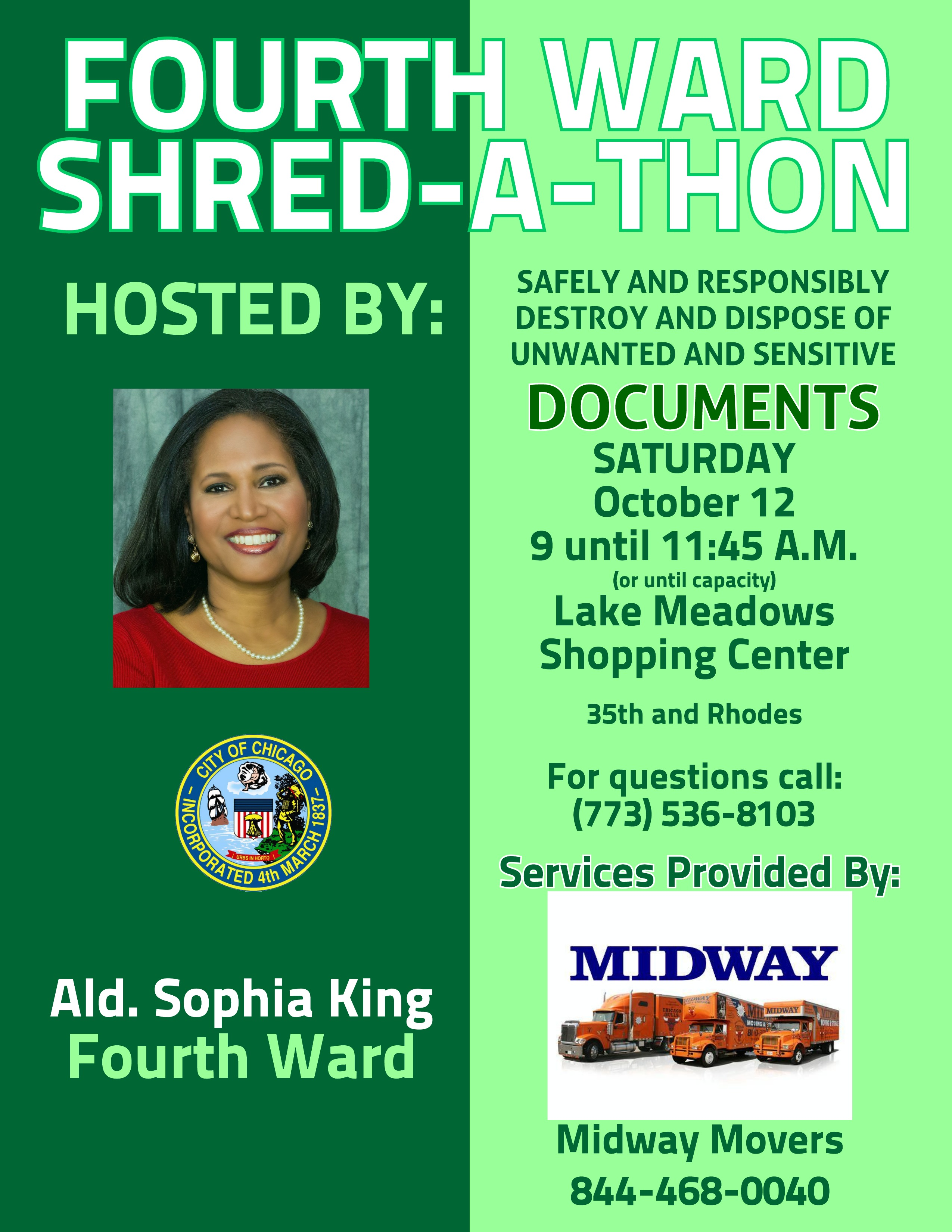 Shred a Thon October 12